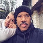 Lionel Richie is not happy that Scott Disick is dating his daughter Sofia. (Photo: Instagram)