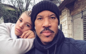 "Lionel Richie Is ""Scared To Death"" That His Daughter Sofia Is Dating Scott Disick"