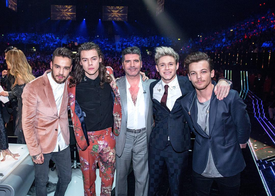 One Direction (Photo: Instagram)