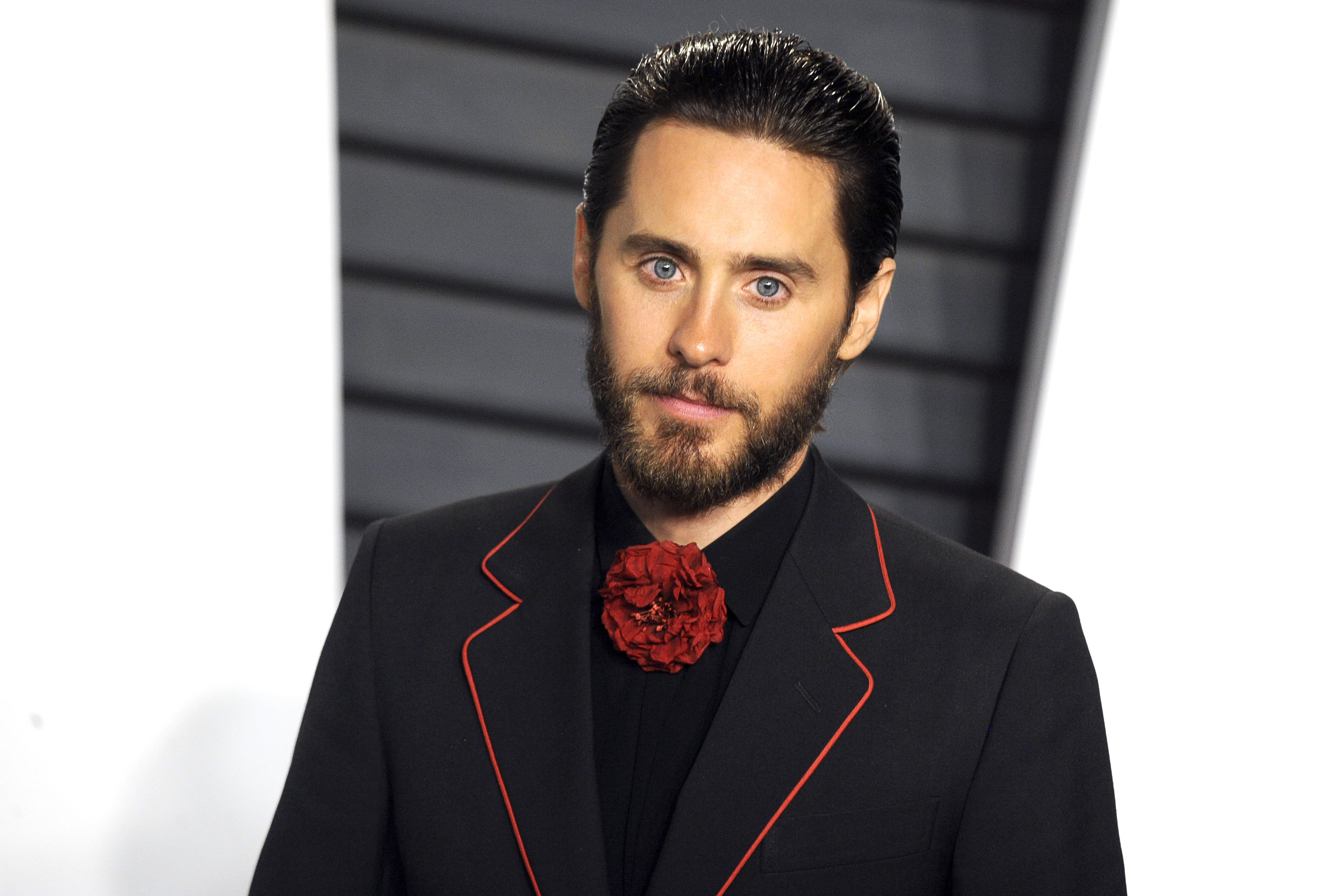 Jared Letto will be playing Hugh Hefner in an upcoming biopic about his eccentric life. (Photo: WENN)