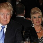 Donald Trump's ex Ivana Trump has managed to offend the always-above-the-fray Melania Trump. (Photo: WENN)
