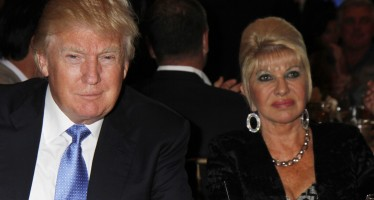 Trump's Ex Calls Herself The First Lady And Melania Is Not Happy