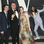 Jared Leto is, without a doubt, the Photobombing King. (Photo: WENN)