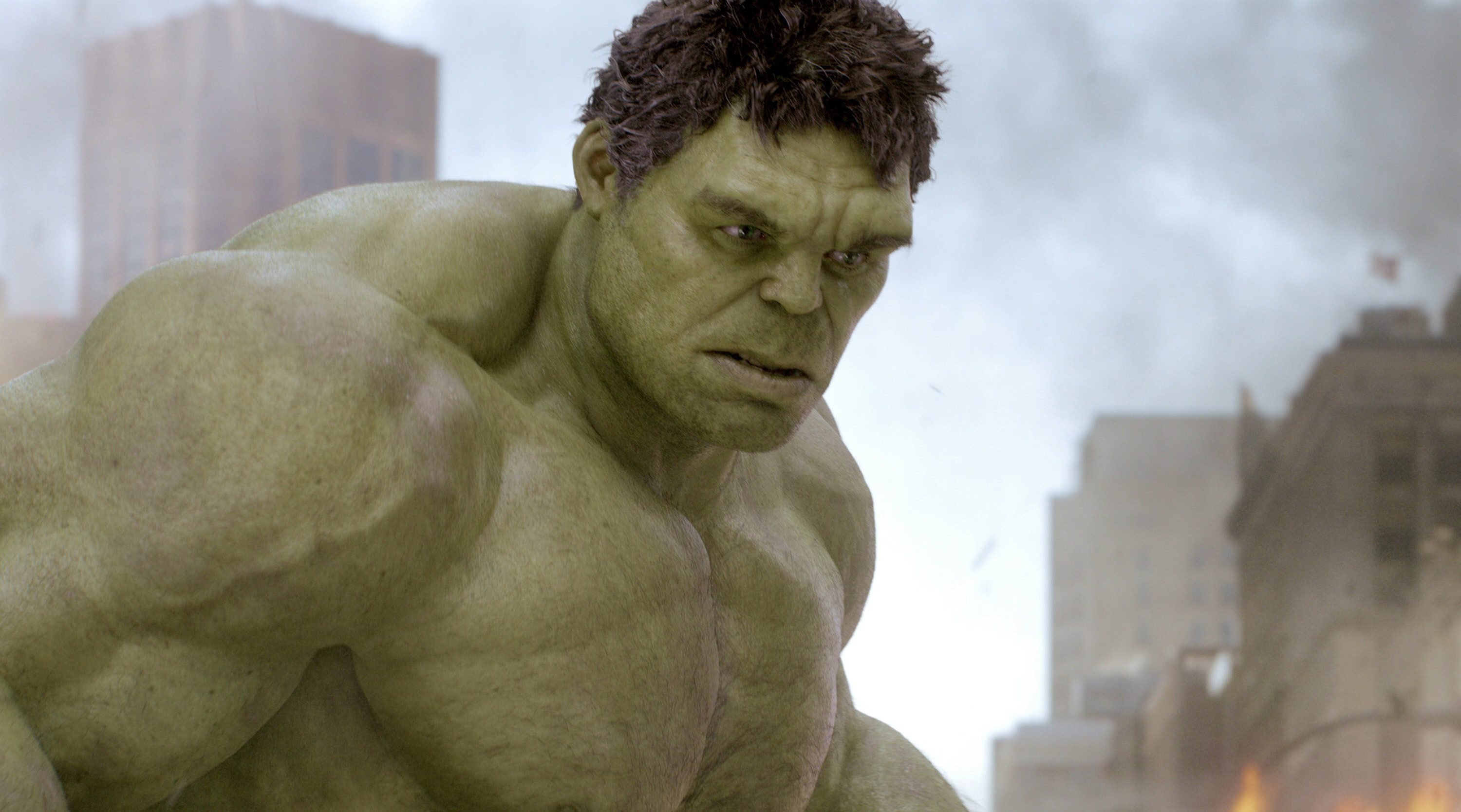 The Hulk may have its solo movie (sort of) after all! (Photo: WENN)