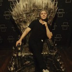 Always aim to conquer the world… or at least the Seven Kingdoms! (Photo: Instagram)
