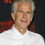 Matthew Modine is Dr. Martin Brenner in Stranger Things. Oh, and we hate him, btw. (Photo: WENN)