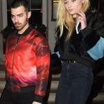 Joe Jonas and Sophie Turner are engaged! (Photo: WENN)