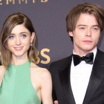 Natalia Dyer and Charlie Heaton are reportedly dating. (Photo: WENN)