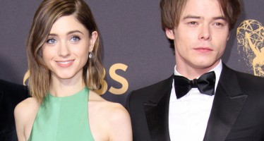 Stranger Things Actors Natalia Dyer and Charlie Heaton Reportedly Dating