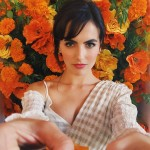 Camilla Belle is what I call a brunette beauty! (Photo: Instagram)
