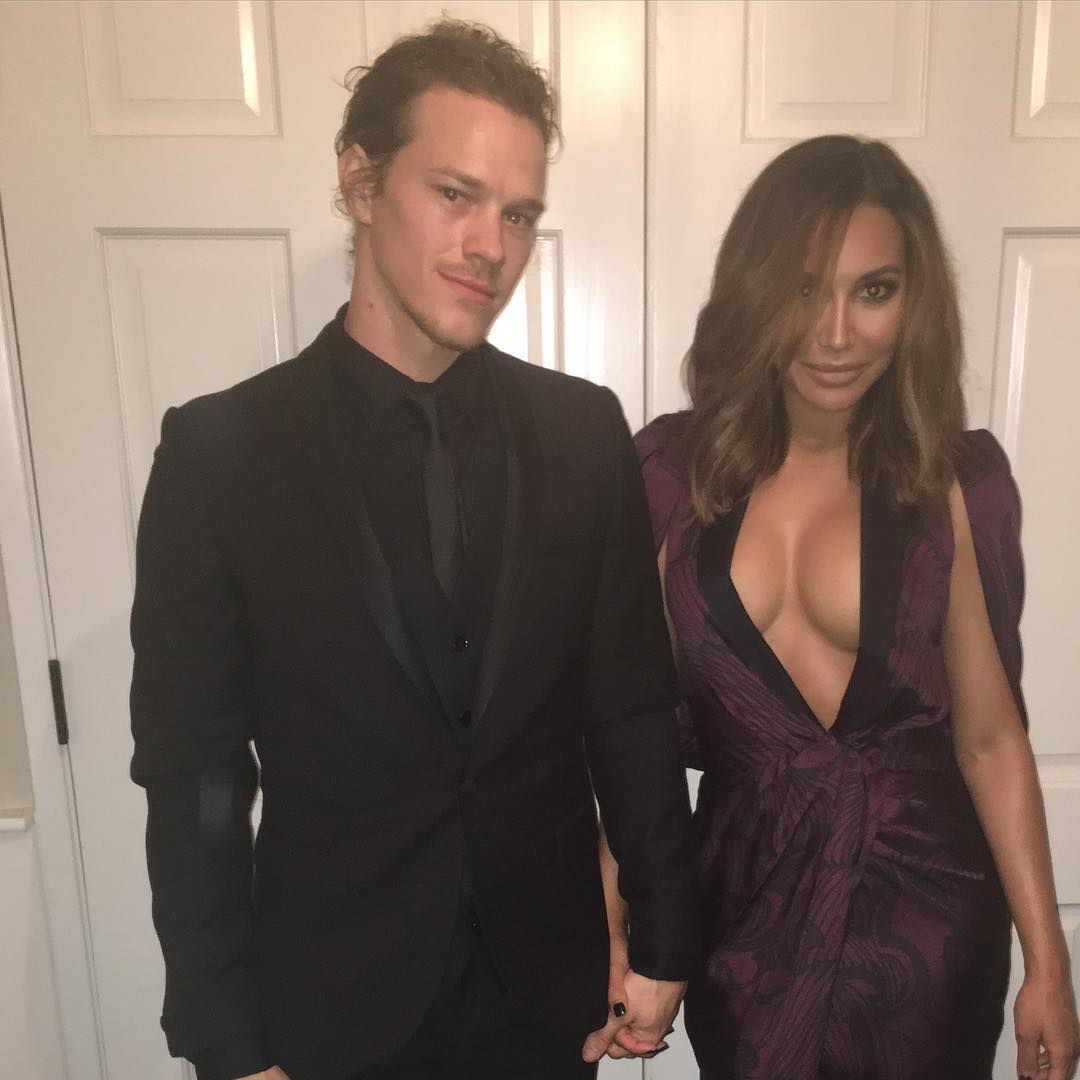 Naya Rivera pull the plug on divorce from estranged husband Ryan Dorsey. (Photo: Instagram)