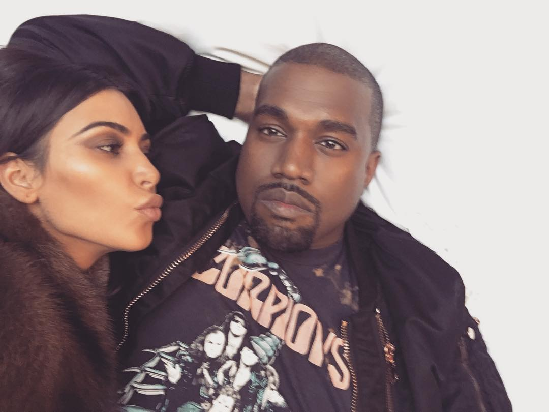 Two intruders entered the property of Kim Kardashian and Kanye West in Bel Air on Friday. (Photo: Instagram)