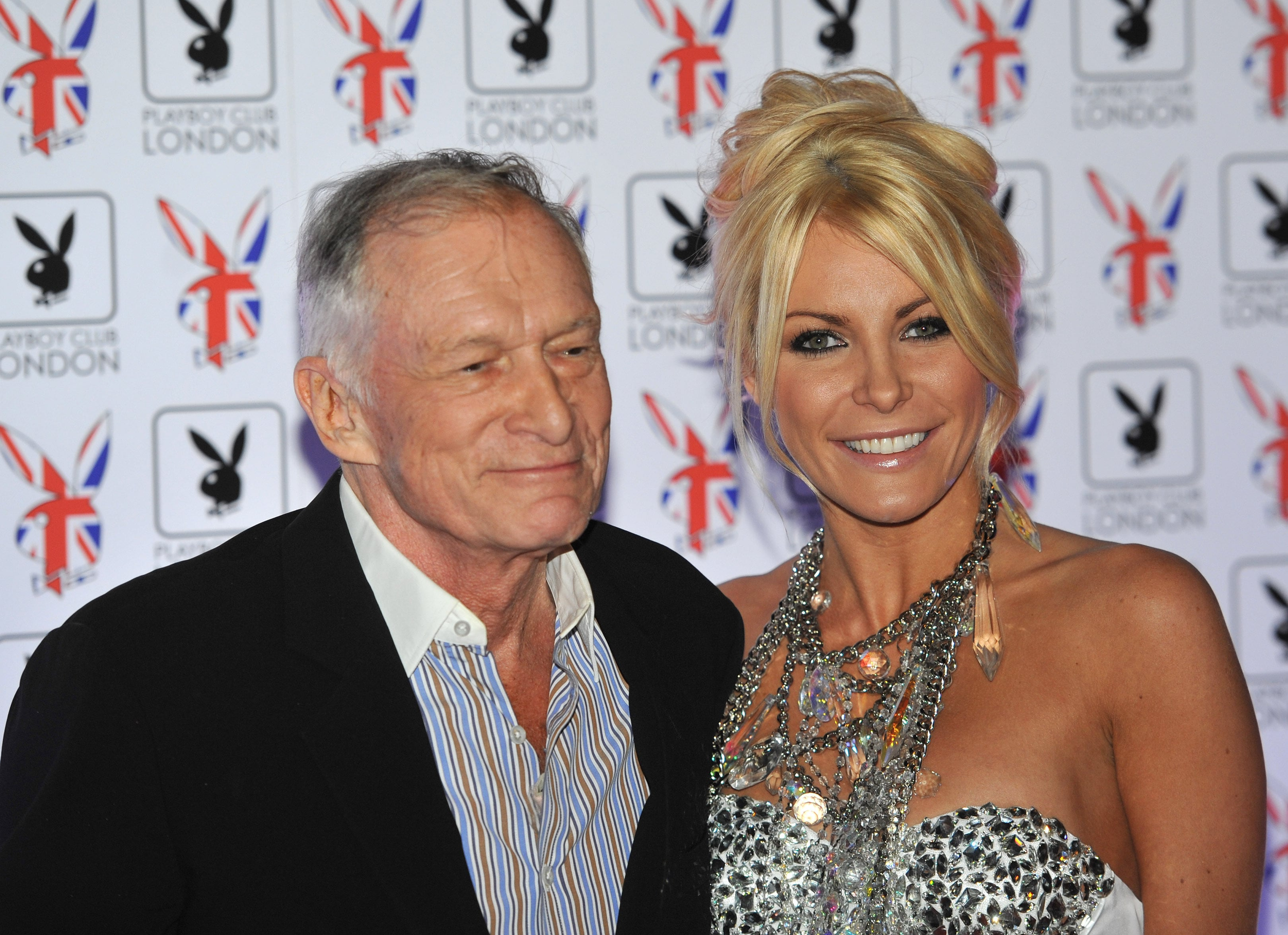 Hugh Hefner's Widow Opens Up About Her Husband's Death For ...