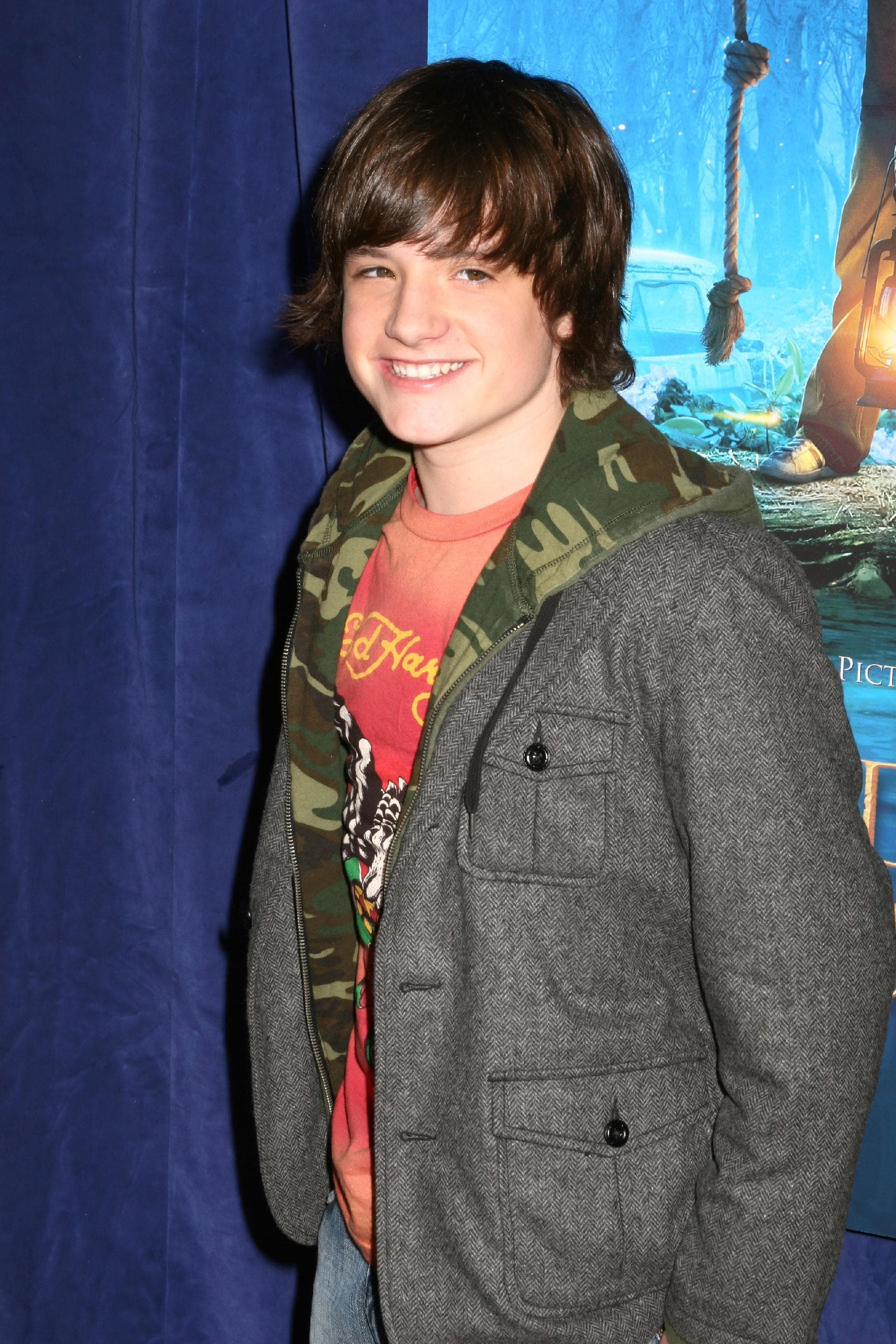 Get to know Josh Hutcherson! 10 Things You Didn't Know ...