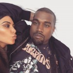 Both Kim and Amber have dated rapper Kanye West. Amber did first, but Kim ended up tying the knot! (Photo: Instagram)