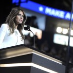 "Melania Trump fired back saying: ""There is clearly no substance to this statement from an ex, this is unfortunately only attention-seeking and self-serving noise."" (Photo: WENN)"