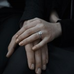 Joe Jonas and Sophie Turner took to Instagram to announce their engagement with a series of coordinated posts, showing off her beautiful engagement ring. (Photo: Instagram)