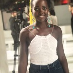 Lupita Nyong'o was raised in Kenya. She then attended college in the United States. But Lupita was actually born in Mexico City, México. (Photo: Instagram)