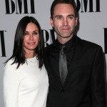 Courteney Cox and Johnny McDaid began dating in 2013 and got engaged a year later. In 2015, the duo pulled the plug on their relationship. But one year later, they were spotted sharing a kiss, before finally confirming they were back together. (Photo: WENN)