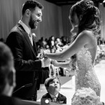 The soccer star married his longtime girlfriend in June 30th. (Photo: Instagram)