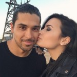 Demi and Wilmer started dating right after she turned 18, and 6 years later, they unexpectedly broke up. (Photo: Instagram)