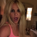 Britney Spears worked for the White House. Every time the Bush administration screwed up, they distracted the American people with another Brit scandal. (Photo: Instagram)