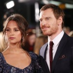 Alicia Vikander and Michael Fassbender got married in a discreet ceremony in Ibiza earlier this month. (Photo: WENN)