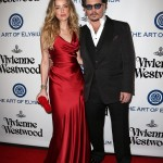 Although Johnny Depp and Amber Heard had seemed happy since their wedding, she filed a restraining order against the actor, which included allegations of domestic abuse. Photos of a bruised Amber appeared on the cover of People. (Photo: WENN)