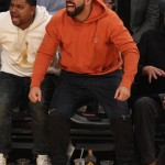 Forget about hockey—he may me Canadian, but basketball is Drake's favorite sport! He roots for the Miami Heats. (Photo: WENN)