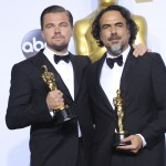 "In 2015, Iñárritu won an Oscar for directing the movie ""The Revenant"", with Leonardo DiCaprio. (Photo: WENN)"