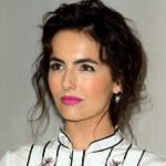 Camilla Belle's thick, angled brows are incredible (Photo: WENN)