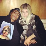 He is (more like was) friends with Scott Disick's rumored girlfriend, Sofia Richie. (Photo: Instagram)