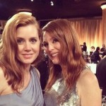 """Amy Adams (left) is a widely popular American actress. But the """"American Hustle"""" actress was born in Vicenza, Italy. (Photo: Instagram)"""