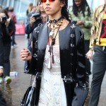 In August, FKA Twigs was seen without their engagement ring for the first time. (Photo: WENN)