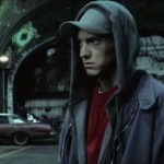 Eminem became the first rapper to win an Oscar for a rap song. He won the academy award for the Best Original Song for Lose Yourself. He was convinced he wouldn't be winning the statue so he didn't attend the event. (Photo: Instagram)