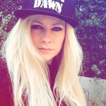 The real Avril Lavigne took her own life in 2003, and was replaced by a doppelgänger named Melissa Vandella. (Photo: Instagram)