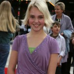 Anna Sophia Robb began acting at age 9. The films in which she starred include Because of Winn-Dixie, Charlie and the Chocolate Factory, and Bridge to Terabithia. (Photo: WENN)