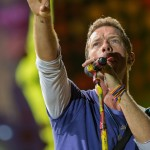 """For me, there are about 18 things I have to do before I can go out to perform—most of them are too ridiculous to repeat! One is I have to brush my teeth before I go on stage, otherwise I just don't feel smart,"" Chris Martin admitted. (Photo: WENN)"
