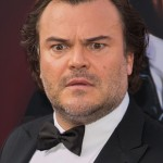 Jack Black when he saw himself with that awful dyed blonde hair. (Photo: WENN)