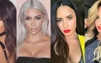 Celebs Who Have Gone From Brunette To Blonde