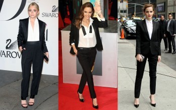 15 Female Celebrities Rocking A Tux Better Than Any Men!