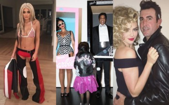 Need Some Inspiration? Here Are Some Of The Best Celebrity Costumes From Last Year