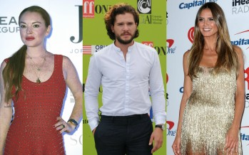 Get Rid Of Your Bad Luck! 15 Weird Celebrity Superstitions