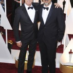 """A year before that, in 2014, he won for the movie """"Birdman"""", with Michael Keaton. (Photo: WENN)"""