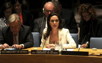 Angelina Jolie And Other 9 Celebrities Who Have Worked With The United Nations