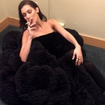 After years of being an avid smoker, Bella Hadid declared that she's officially cigarette-free. Hopefully she'll stick to her healthier lifestyle. (Photo: Instagram)