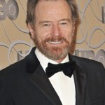 Forget about Heisenberg's goatee! Bryan Cranston sure knows how to rock a full beard. (Photo: WENN)