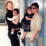 Nicole Kidman along with ex-husband Tom Cruise adopted daughter Isabella Jane and son Connor Antony. However, after the couple's divorce, Nicole lost custody of the kids. (Photo: WENN)
