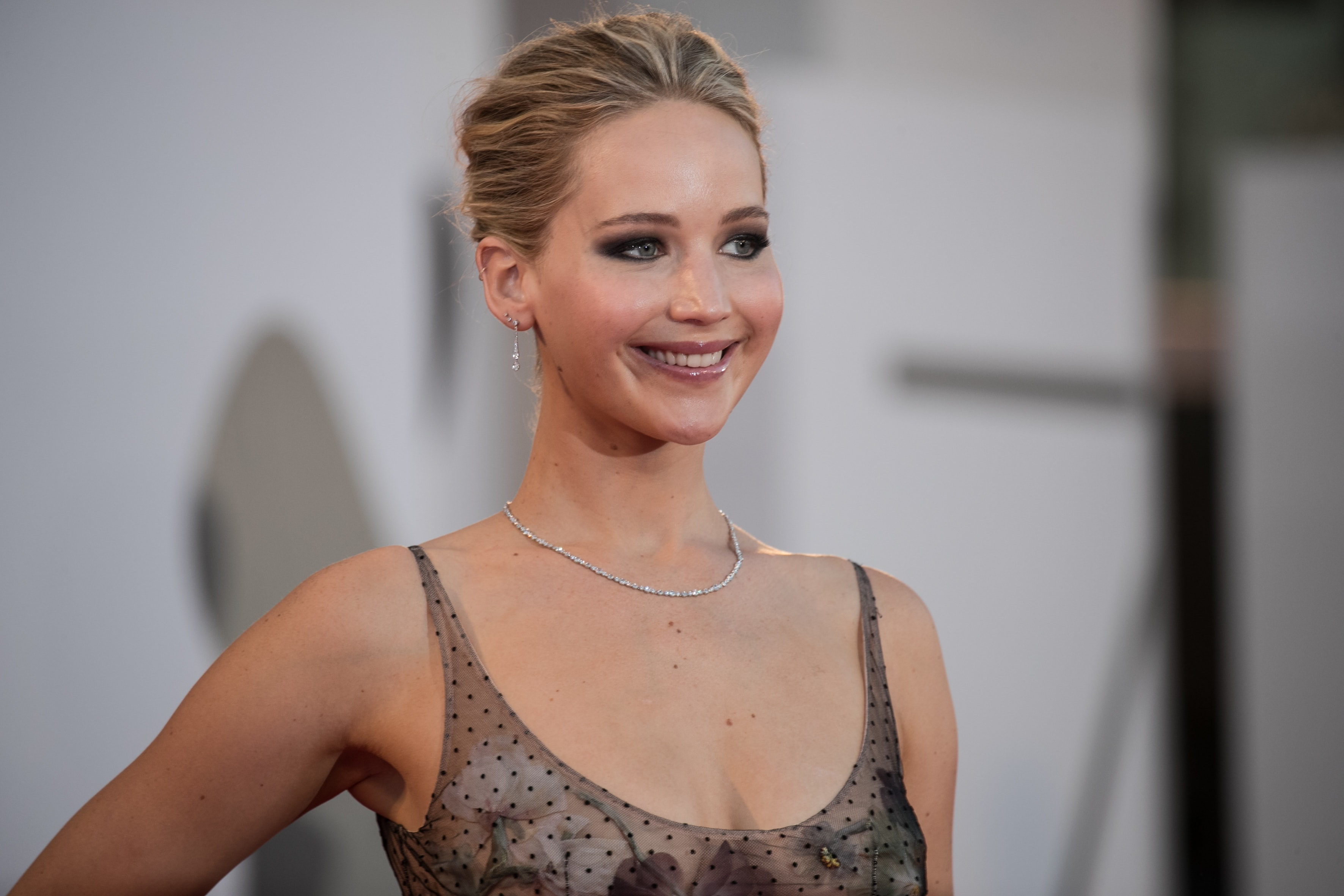 Jennifer Lawrence explained why she is so rude when she meets fans in real life. (Photo: WENN)
