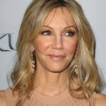 "Heather's last name— Locklear— is a Tuscarora word that means ""hold fast."" Some of Locklear's father's ancestors are Native American. (Photo: WENN)"